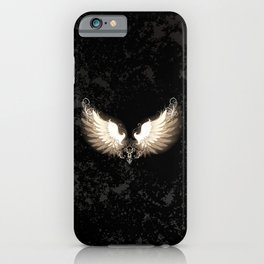 Light wings iPhone Case