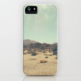 Wishing you were an endless sky iPhone Case
