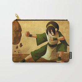 Toph Beifong Artwork Carry-All Pouch