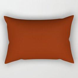 Kenyan copper Rectangular Pillow