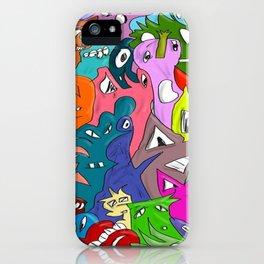 hehehehe iPhone Case
