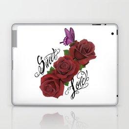 sweet love Laptop & iPad Skin