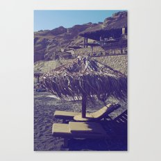 Private Paradise II Canvas Print
