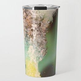 Water art illusion Travel Mug