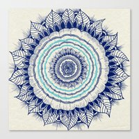 infinity Canvas Prints featuring Infinity  by rskinner1122