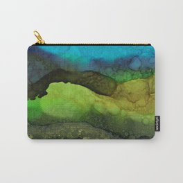 Looking at Layers Carry-All Pouch
