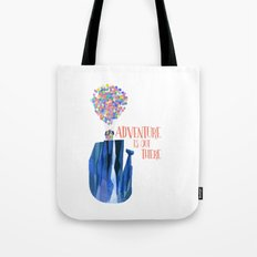 Adventure is out there.. new Tote Bag