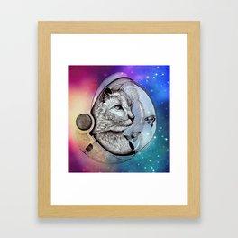 Viajero Framed Art Print