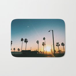 Cliche Sunset Bath Mat