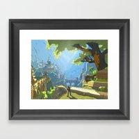 Shamballa Framed Art Print
