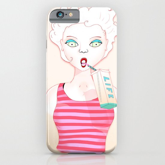 Cindy iPhone & iPod Case