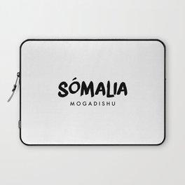 Mogadishu x Somalia Laptop Sleeve