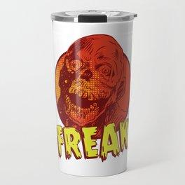 Freak Drawings: Tar Man Travel Mug