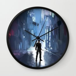 Matt Murdock Wall Clock