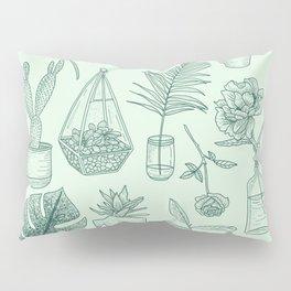 PLANTS LOVER Pillow Sham