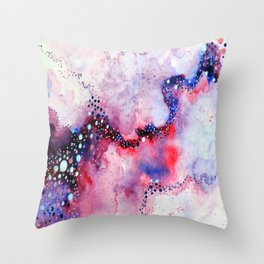 I Dreamt I was an Astronaut Throw Pillow