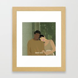 Untitled 05 Framed Art Print