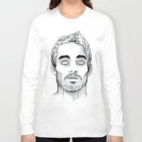 marc johns Long Sleeve T-shirts featuring Daniel Johns by cjay