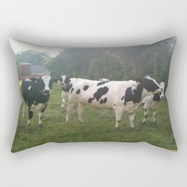German Cows Rectangular Pillow