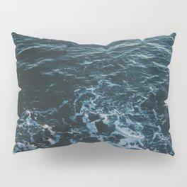 Dark #Sea Pillow Sham