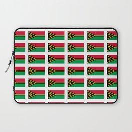 Flag of vanuatu -vanuatu,Ni-Vanuatu,Vanuatais,Vanuatuan,port vila. Laptop Sleeve