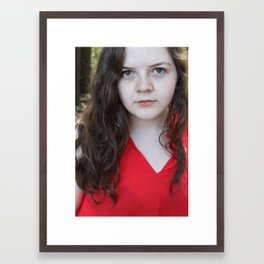 Distain Framed Art Print