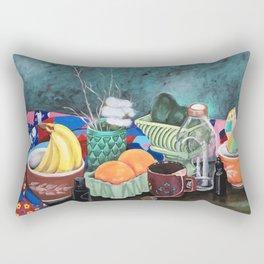 Nanny's Quilt Rectangular Pillow