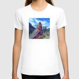 Mysterious, Magical Rock T-shirt