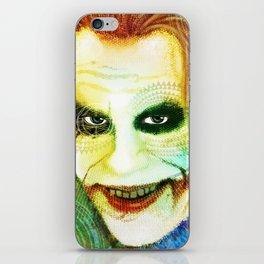 Joker New iPhone Skin