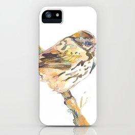 Lovely Bird №2 iPhone Case