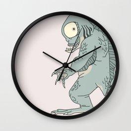 The Innsmouth Look Wall Clock