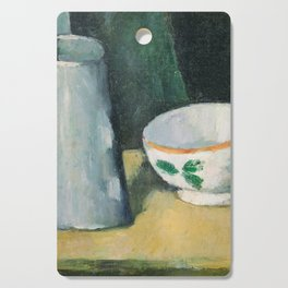 Bowl and Milk-Jug Cutting Board