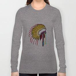 Headdress Long Sleeve T-shirt