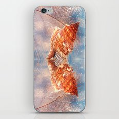 Dreams from the beach iPhone & iPod Skin