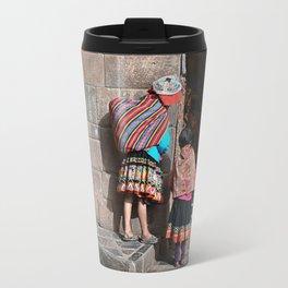 Peruvians - Cusco Travel Mug