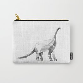 Diplodocus / bw. Carry-All Pouch