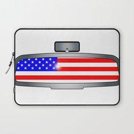 Driving Through America Laptop Sleeve