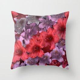 Rhodie Rainbow Throw Pillow