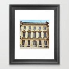 Versailles 1 Framed Art Print