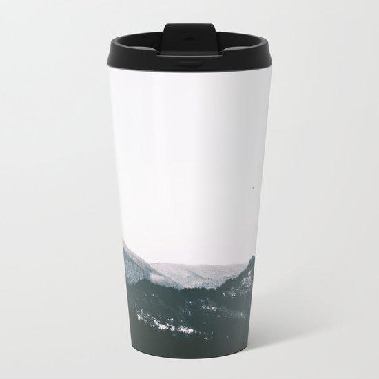 Winter III Metal Travel Mug