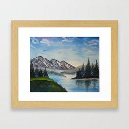 Hilz Framed Art Print