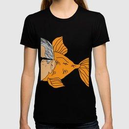 Jeff Goldfish T-shirt