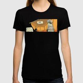 H.P Lovecraft - Joe Sargent T-shirt