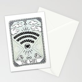 The Wifi Stationery Cards
