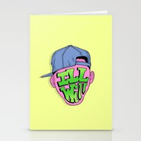 fresh prince Stationery Cards featuring Fresh Prince of Bel Air by shoooes