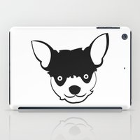chihuahua iPad Cases featuring Chihuahua by anabelledubois