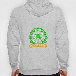 Ferrous Wheel. - Version 4 - Gift Hoody