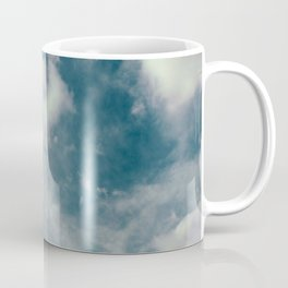 Soft Dreamy Cloudy Sky Coffee Mug