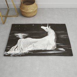The Last Unicorn Rug