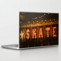 skate Laptop & iPad Skins featuring Skate by Errne